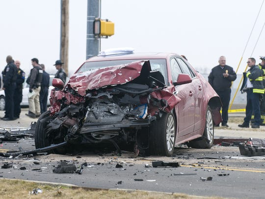 The number of car crashes goes down during Daylight Saving Time, one study found.
