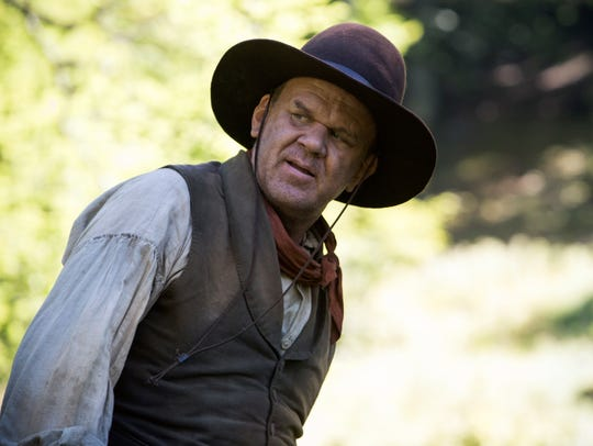 "John C. Reilly stars in ""The Sisters Brothers."""