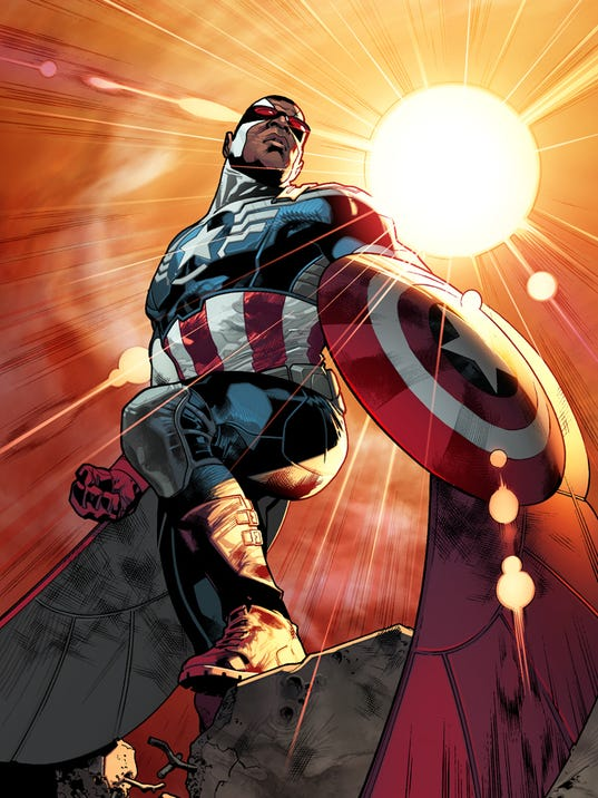 Comics-Captain America