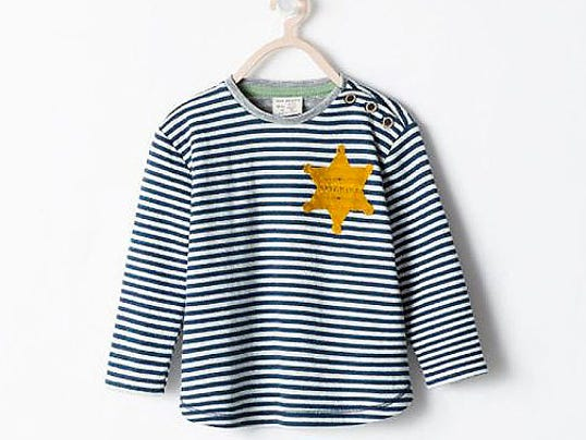 Zara Stops Selling Shirt Resembling Holocaust Uniform
