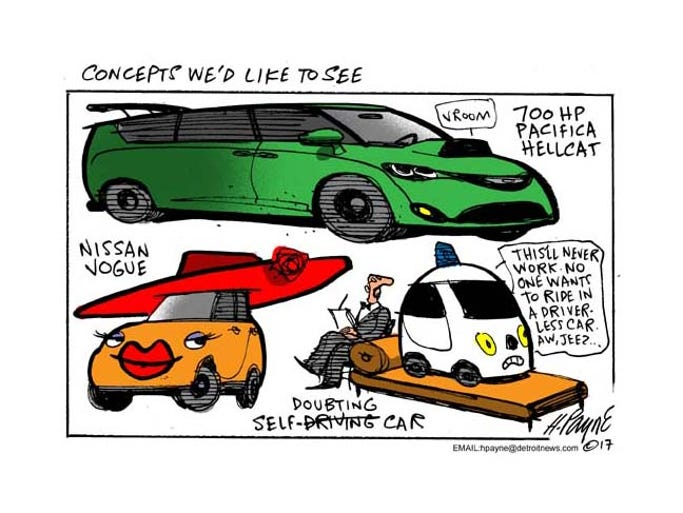 CAR-toon by Henry Paayne