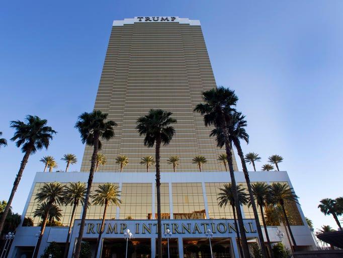 PHOTO TOUR: Trump International Hotel Las Vegas