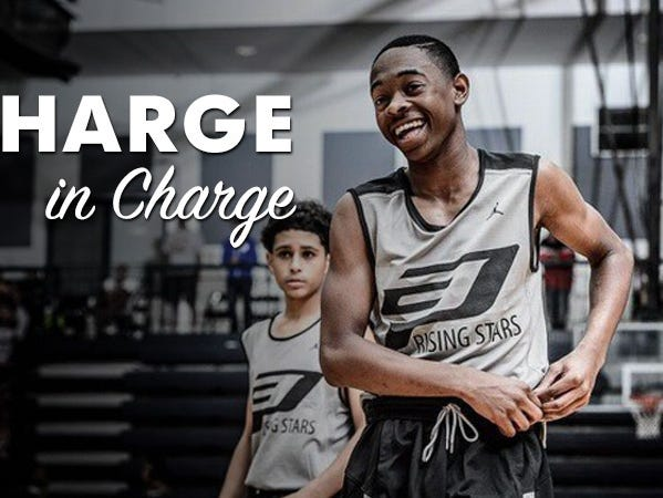 As he has in the past, Christ School junior Damon Harge Jr., is blogging about experiences both inside and outside of high school basketball this school year for USA TODAY.