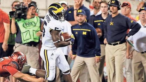 Michigan sits comfortably atop this week's Big Ten contentment curve