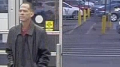 Thornton (Colo.) Police Department released this photo of the suspect in the Walmart shooting in Thornton, Colo., on Wednesday, Nov. 1, 2017.