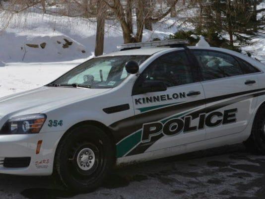 Kinnelon Police car