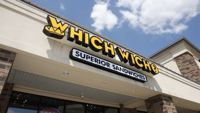 Which Wich is now open at 1920 E. Independence St.