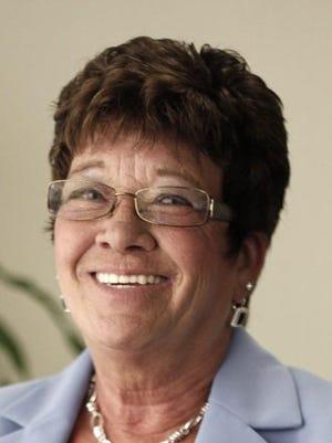 Broome County Executive Debbie Preston.