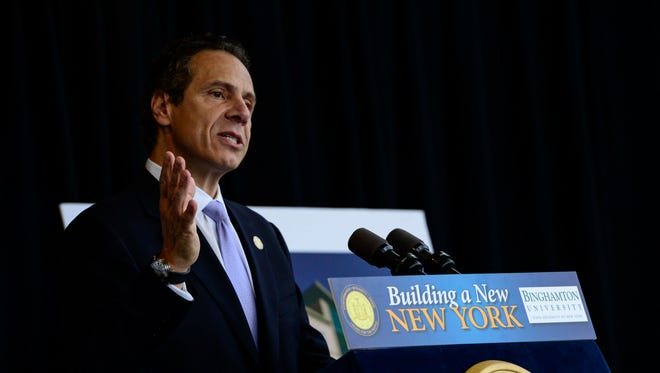 New York State Governor Andrew Cuomo announced that Johnson City will be the location for new Binghamton Universityâ??s School of Pharmacy during a press conference at Binghamton Universityâ??s Initiative Technology Complex.  The new location will be apart of the Start-Up New York tax-free zone.
