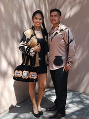 Work by Navajo designer Penny Singer will be featured at the Totah Benefit Fashion Show this weekend at the Farmington Museum at Gateway Park.