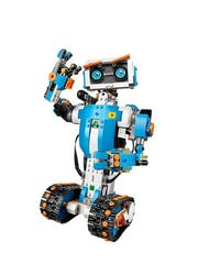 Families can build and interact with Vernie the Robot