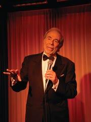 Cary Hoffman as Frank Sinatra