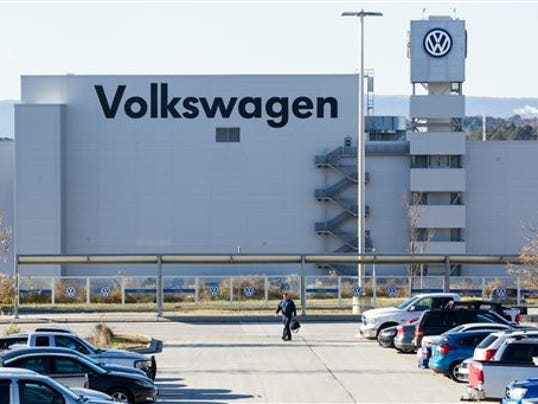 Unfair labor practices charged at Volkswagen's Chattanooga plant