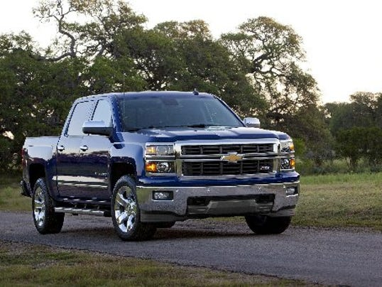 GM trucks recalled for ignition switch flaw