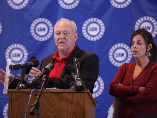 Uaw Declares Gm Contract Ratified