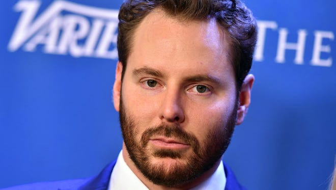 Sean Parker, the first president of Facebook, arrives at a gala in Beverly Hills, Calif. on Jan. 9, 2016. Parker is backing legislation that aims to steer private investment money toward economically distressed areas.