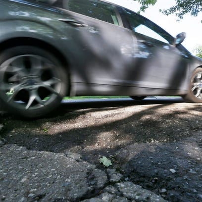 Wisconsin's roads are ranked among the worst in the