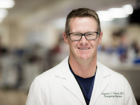 Dr. Benjamin Heavrin