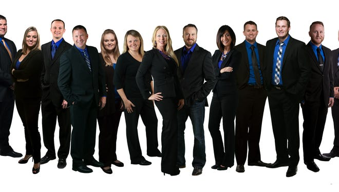 The Amy Stockberger team at Hegg Realtors has ranked nationally.