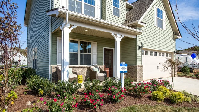 Lennar is offering its smart home technology in Spring Hill's Abbingdon Downs subdivision, with features including lighting controlled by an app on your phone and digital thermostats.
