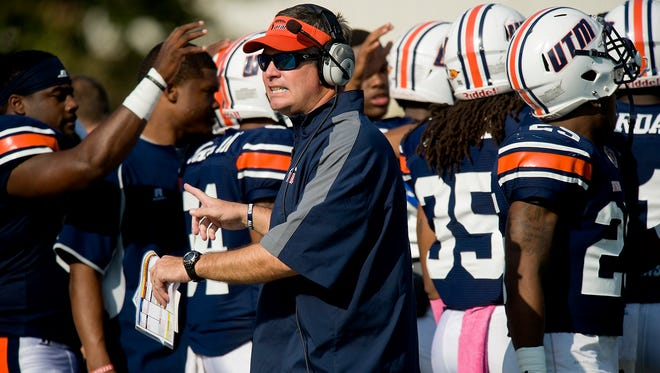UT Martin coach Jason Simpson is happy for Mississippi State's recent success.