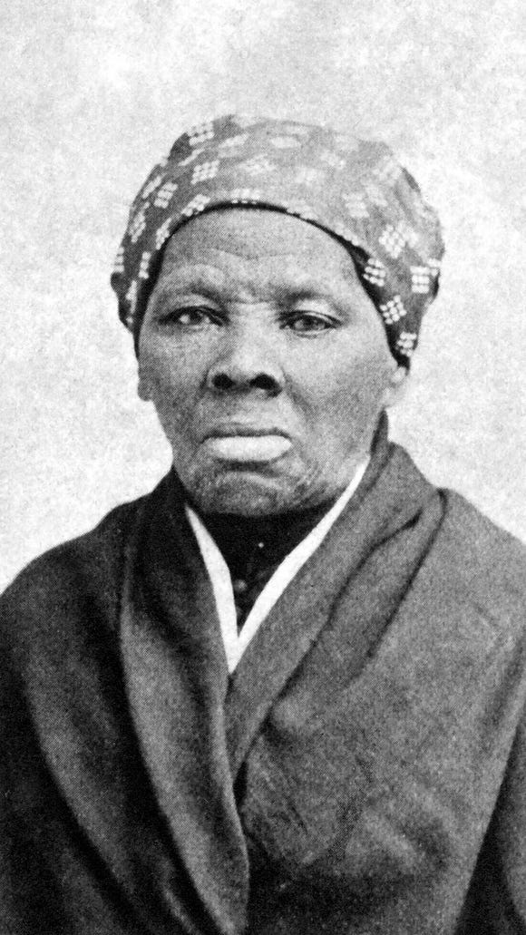 After escaping from slavery, Harriet Tubman became an abolitionist. She led hundreds to freedom through the Underground Railroad.