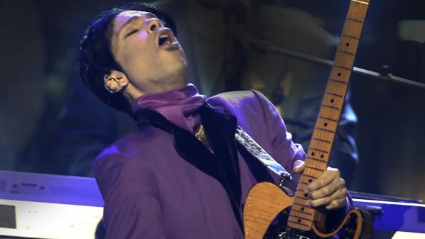 Packers quarterback Aaron Rodgers joined the millions of people who tweeted about Prince after the music icon died this week.