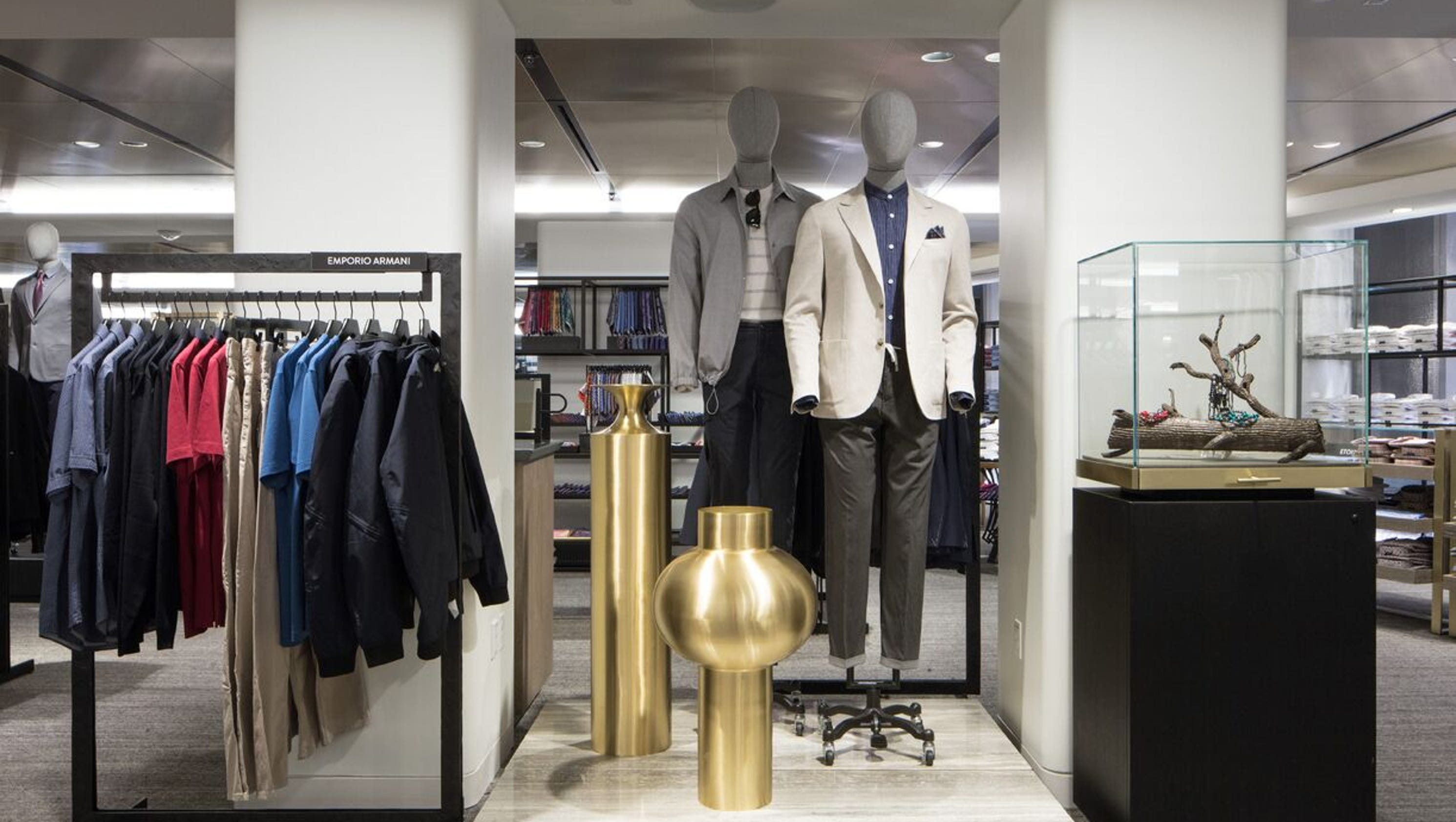 Men's clothing stores nyc