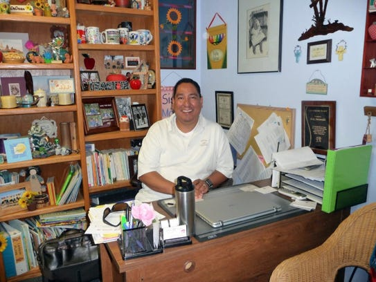 Ray Jaramillo is director at Alpha School in Las Cruces,