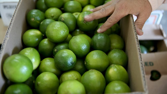 Lime prices are at an unprecedented high.
