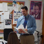 POLITICS IN THE CLASSROOM: Teachers tackle tricky landscape