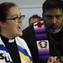The Rev. Liz Theoharis and the Rev. William Barber II of the Poor People's Campaign.