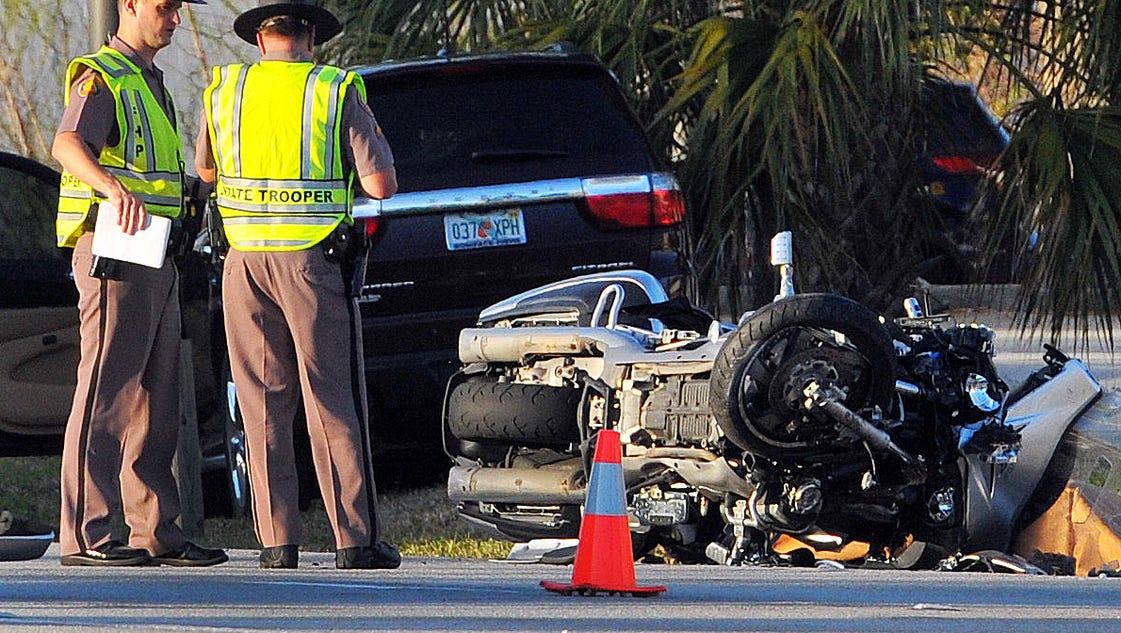 Car Crash Merritt Island