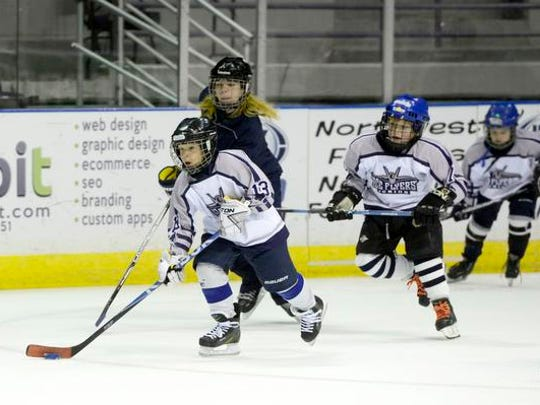 Try Hockey For Free Day gives children the chance to try the sport in a no-stress environment.