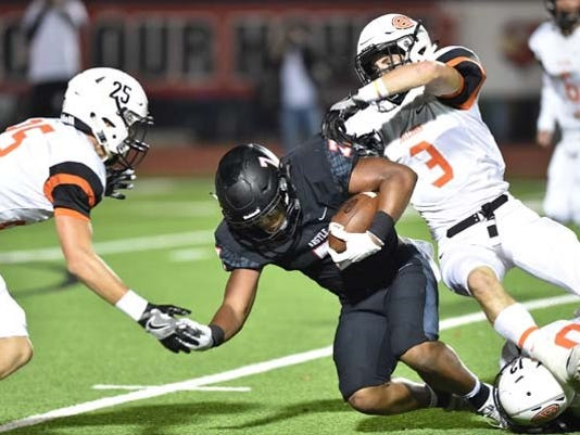 Argyle Hosts Burkburnett