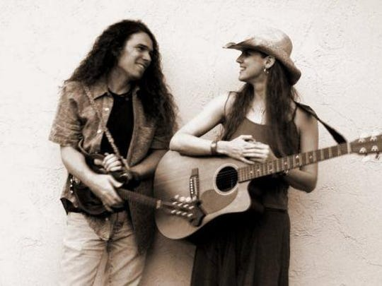 HairPeace will perform  its original blend of folk/rock, Americana and bluegrass Sunday at Summer Crush Vineyard & Winery in Fort Pierce.