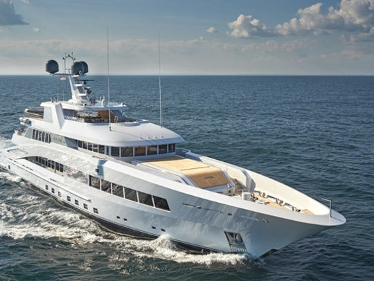 Feadship Rock It will be one of more than two dozen