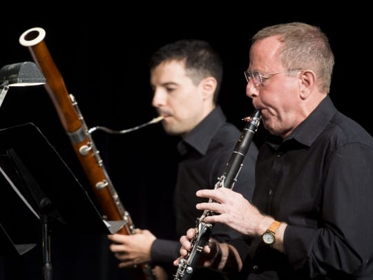 Members of the KSO's woodwind quintet will perform