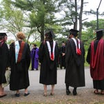 Photos: Bard College commencement 2018
