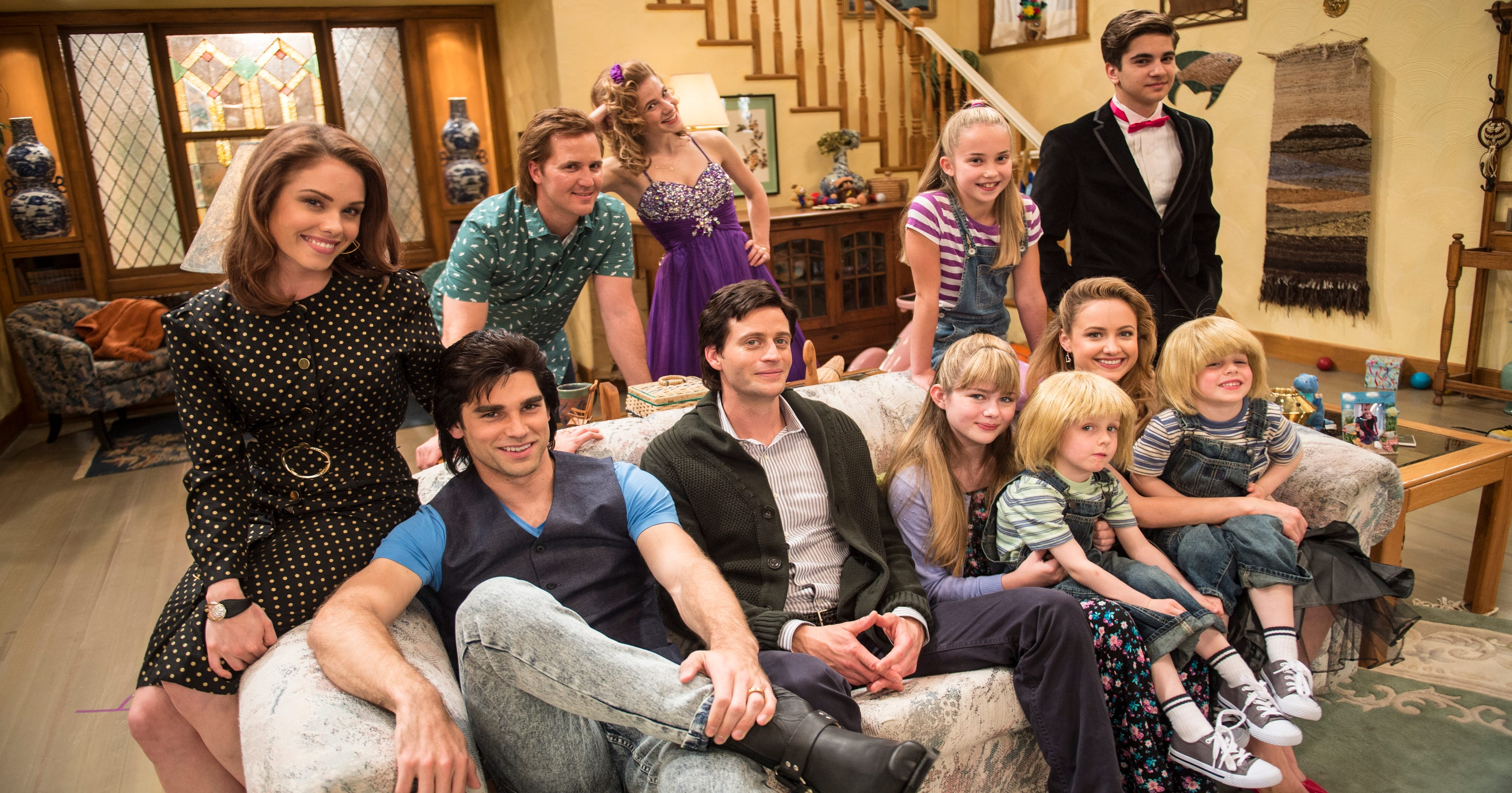 Unauthorized Full House Taps Into Nostalgia
