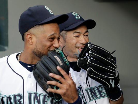 Ichiro Suzuki, Robinson Cano