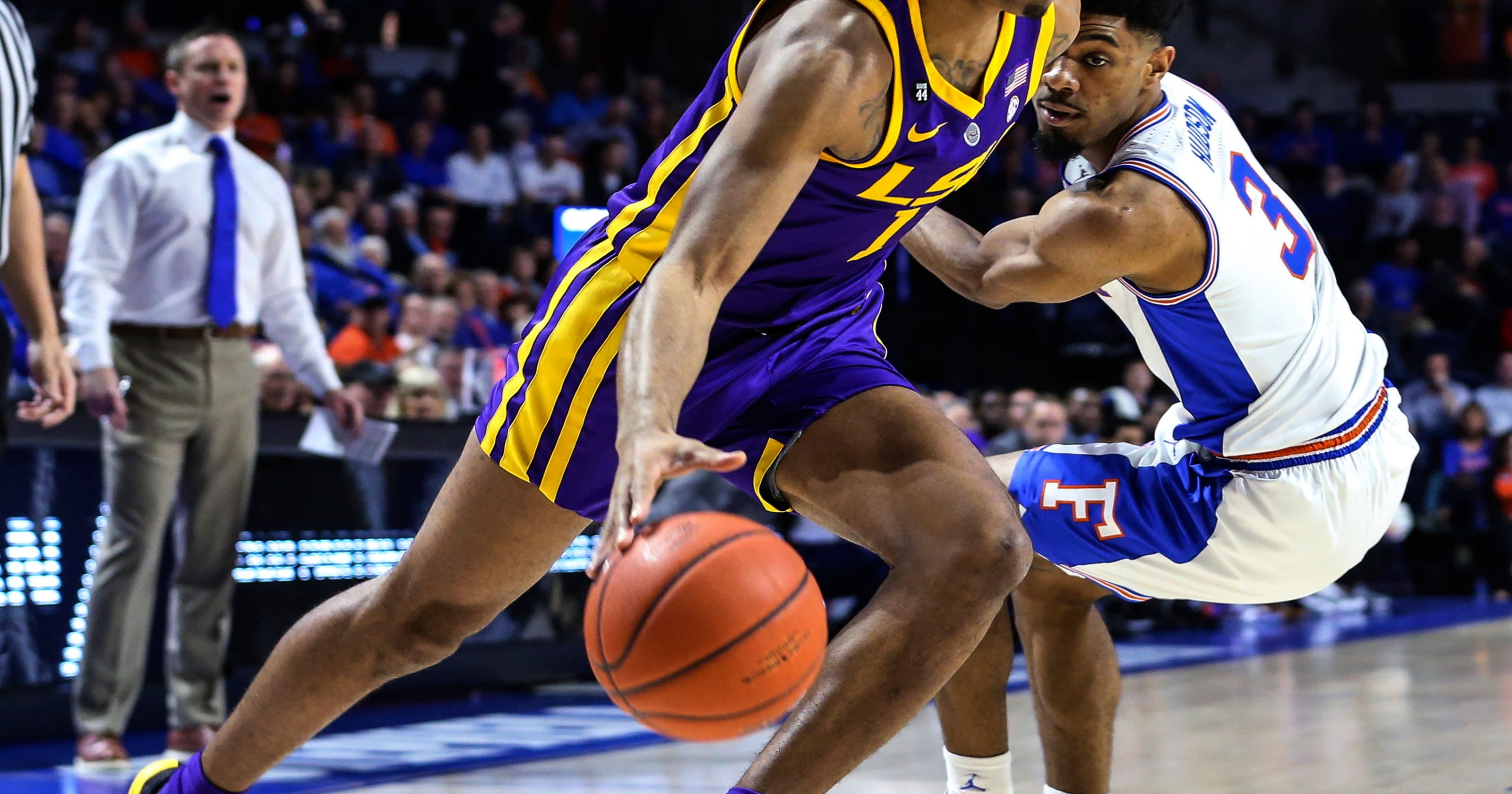 LSU's Javonte Smart cleared to play in SEC Tournament