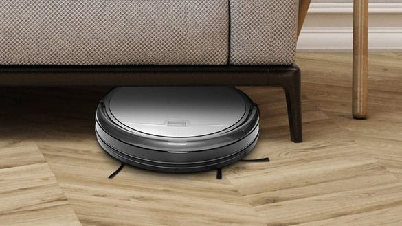 Our second favorite affordable robot vacuum is under