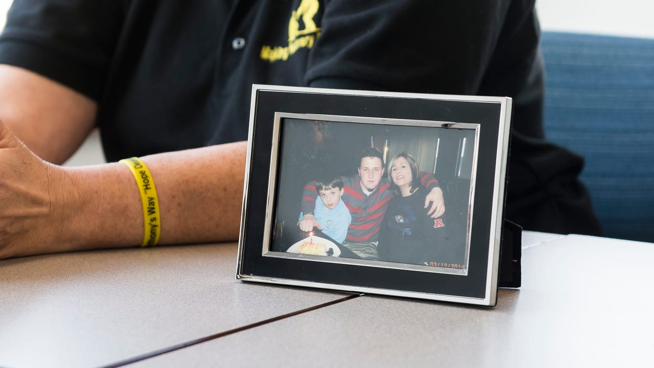 In 2014, Gina DeMaria's son, Anthony, passed away from a heroin overdose. Now, through her nonprofit Anthony's Way, Gina is opening a recovery house for men in Penn Township.