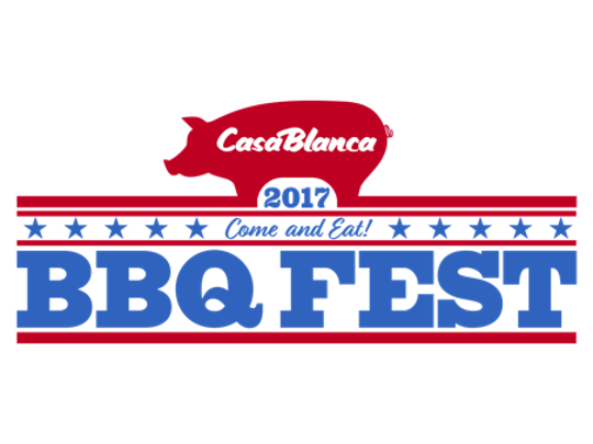The CasaBlanca BBQ Fest will be held Sept. 8-10 in