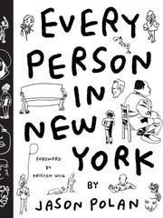 Jason Polan published this collection of his New York sketches with Chronicle Books in 2015.