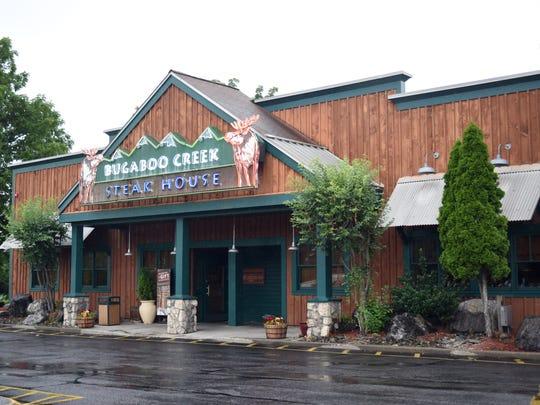 Bugaboo Creek Steakhouse in Poughkeepsie on Tuesday.