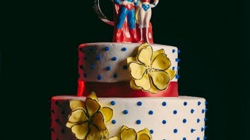 Comic Book Wedding Trends for Super Fans