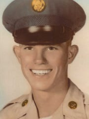 Ardie Ray Copas was killed in the Vietnam War at the