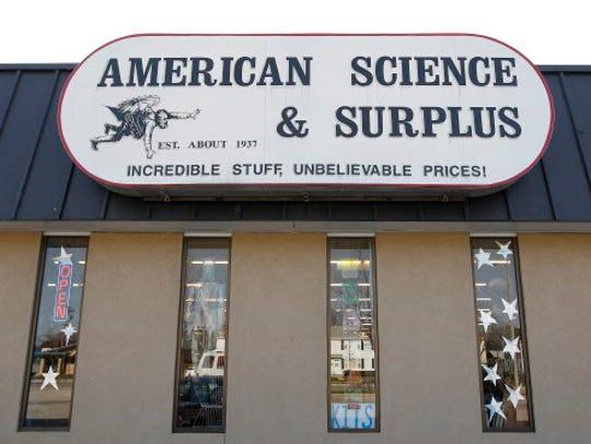 SCIENCE30, BIZ, PORTER, 1. - American Science & Surplus
